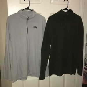 Men's Fleece 1/4 ZIP